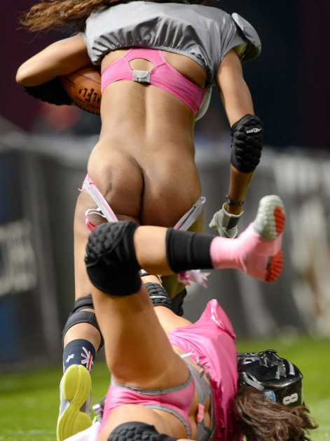 All-Stars Lingerie Football League - 7
