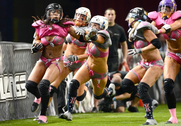 All-Stars Lingerie Football League - 11