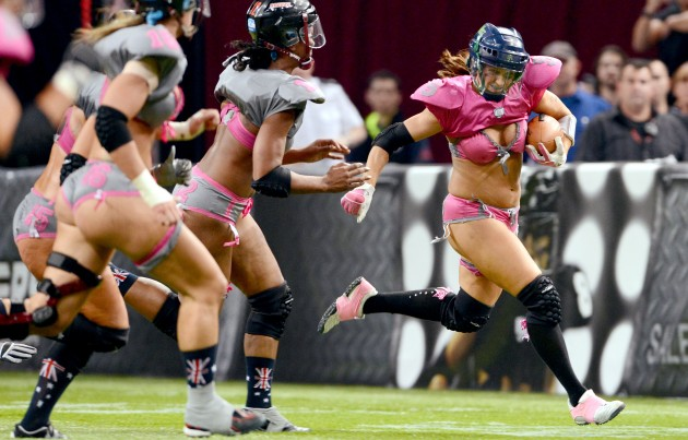 All-Stars Lingerie Football League - 13