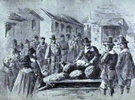 a brief look at giles corey and the salem witchcraft trials