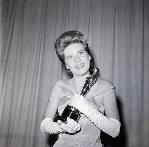 Patty Duke, 1963 (Best Actress in a Supporting Role)