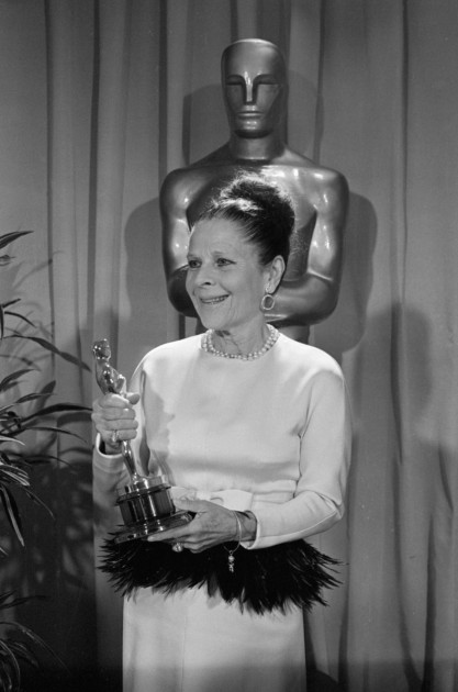 Ruth Gordon, 1969 (Best Actress in a Supporting Role)