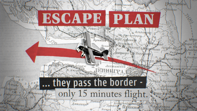 escape plan - Designed by Armands Blumbergs