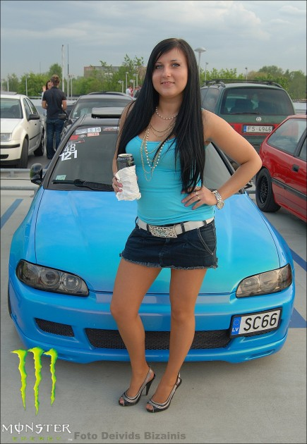 """MONSTER Energy"" Park&Party!  - 18"