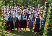 Tautas deju festivls &quot;Latvju brni danci veda&quot; - 317