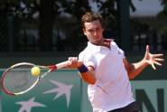 Ernests Gulbis pret Mihailu Kukukinu - 1