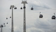 London 2012: cable car system