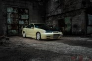 Opel Calibra 4x4 Turbo - Yellow Pearl
