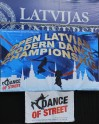Latvian Open Street Dance Championship and Dance Show Cup 2013
