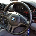 E46 Multi steering wheel