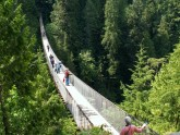 Capilano Suspension Bridge04
