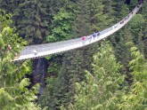 Capilano Suspension Bridge05