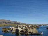 Uros Floating Village