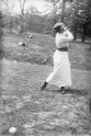 Miss Marion Hollins at Woman's Metropolitan Golf Championship