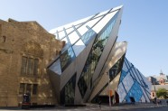 The Royal Ontario Museum in Toronto