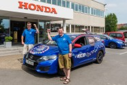 'Honda Civic Tourer' rekords - 4