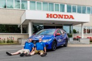 'Honda Civic Tourer' rekords - 5