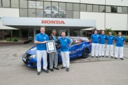 'Honda Civic Tourer' rekords - 8