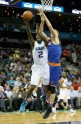 Basketbols, NBA: Ņujorkas Knicks - Hornets - 3