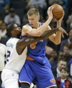 Basketbols, NBA: Ņujorkas Knicks - Hornets - 6