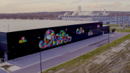 The Data Center Mural Project - Belgium - 13