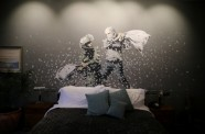 Banksy Walled Off hotel - 1