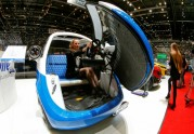 87th International Motor Show at Palexpo in Geneva - 2