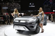 87th International Motor Show at Palexpo in Geneva - 12