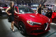 87th International Motor Show at Palexpo in Geneva - 15