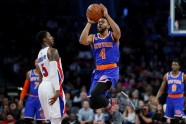 "Basketbols, NBA:  ""Knicks"" pret  Detroitas ""Pistons"" - 5"