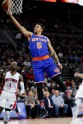 "Basketbols, NBA:  ""Knicks"" pret  Detroitas ""Pistons"" - 8"
