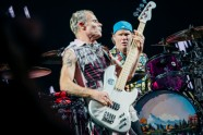 Red Hot Chili Peppers - Rīga, 2017