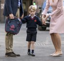 Prince George first day of school - 8