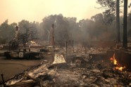 Wildfire in Northern California - 4