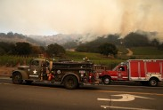 Wildfire in Northern California - 8