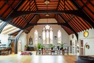 Former chapel turned into home