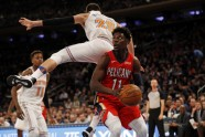 Basketbols, Knicks - Pelicans - 5