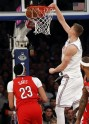 Basketbols, Knicks - Pelicans - 6