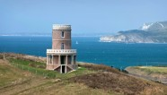 Landmark Trust's Clavell Tower in Dorset