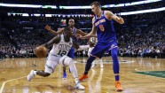 Basketbols, NBA spēle: Knicks - Celtics
