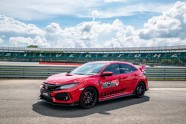 'Honda Civic Type R' rekords Silverstonā - 1