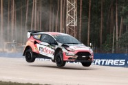 Neste World RX of Latvia. 1. diena