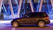 Mercedes GLK vs. BMW X3