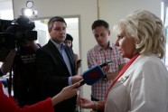 TP valde; Baiba Rozentle veselibas ministra amata kandidate; FOTO: F64