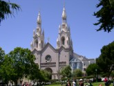 San Francisco - San Francesco's Church