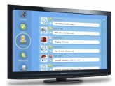 Skype HD TV