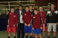 Versockis Team Latvian boxing