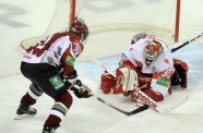 KHL sple: Rgas Dinamo - Maskavas Spartak - 2