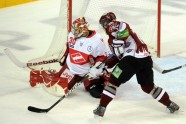KHL sple: Rgas Dinamo - Maskavas Spartak - 11